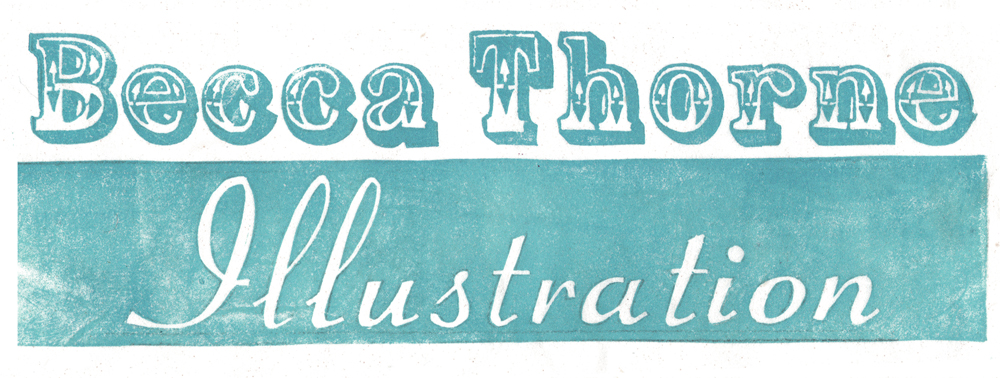 DUKKI Showcase – Introducing Becca Thorne: Illustration